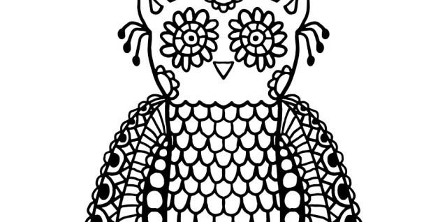 Free download ~ doodle owl in multiple formats; .png, .jpg, .ai, .svg ~ courtesy of www.hgdesigns.co
