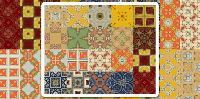 Free download ~ seamless tiling patterns ~ courtesy of www.hgdesigns.co