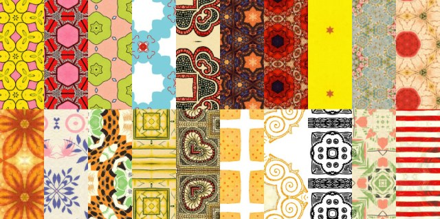 Free download: seamless tiling jpg and .pat file patterns