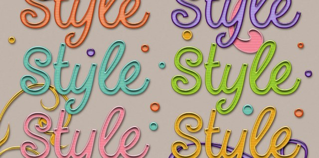Free download ~ dashed line photoshop layer styles