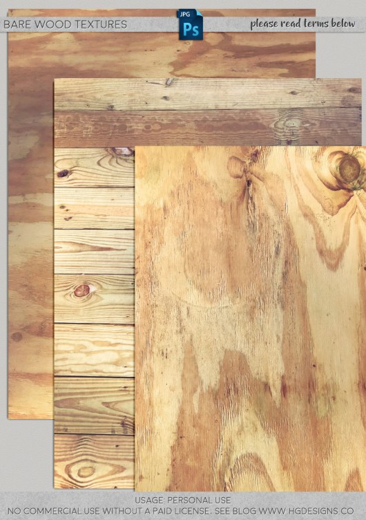 Free download ~ bare wood photo textures in jpg format, 300dpi
