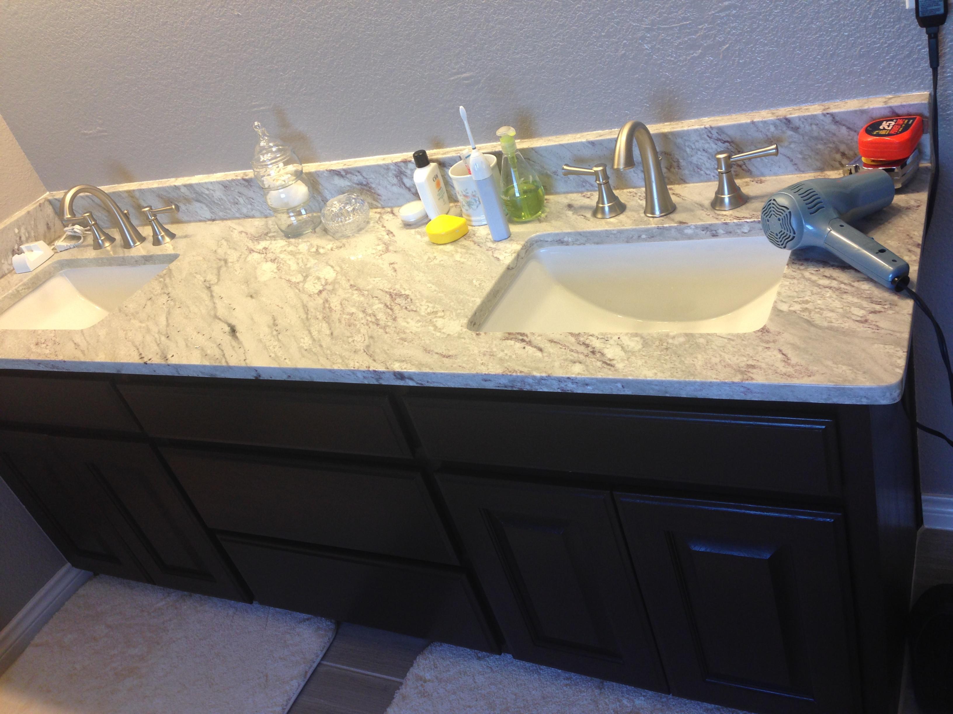 Bathroom Remodel Caddo Mills Double Vanity I