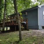 cabin 11 outside