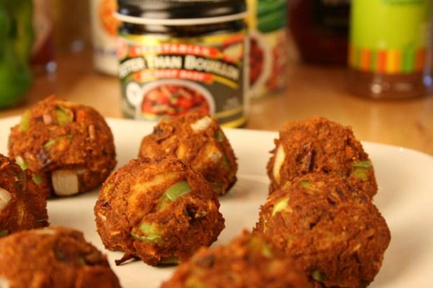 chili-meatball-plate