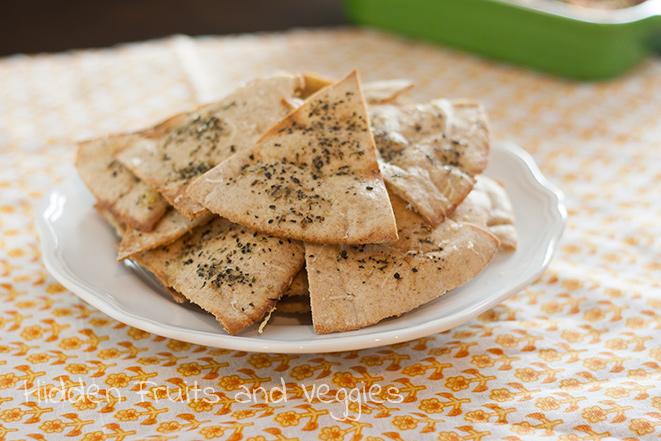 Easy Homemade Pita Chips