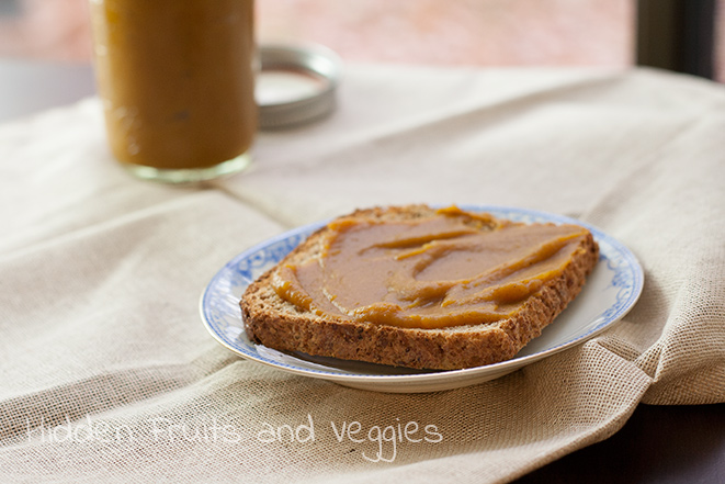 Naturally Sweetened Pumpkin Butter