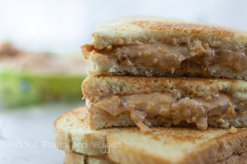 BBQ Grilled Cheese with Caramelized Onions