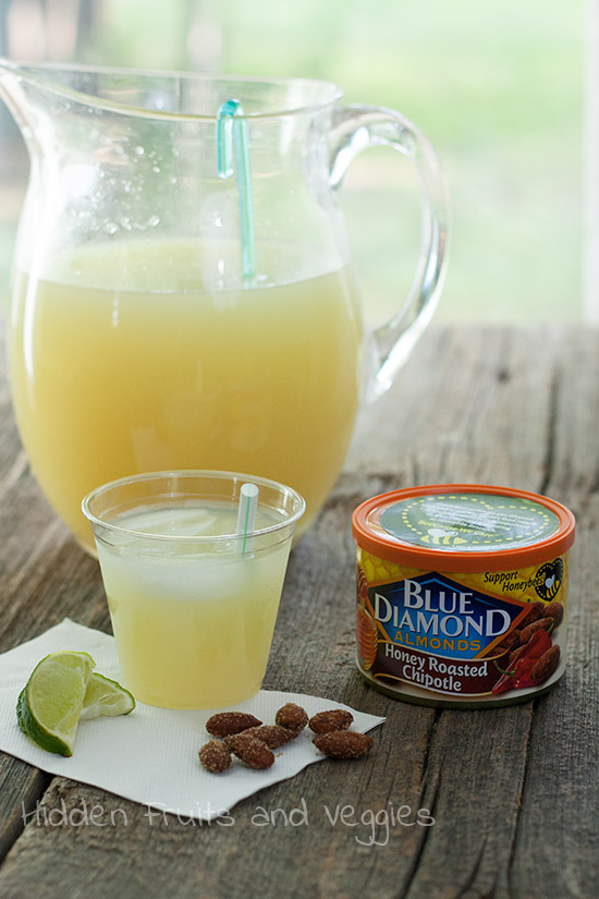 @bluediamond Honey Chipotle Almonds pair perfectly with a margarita!
