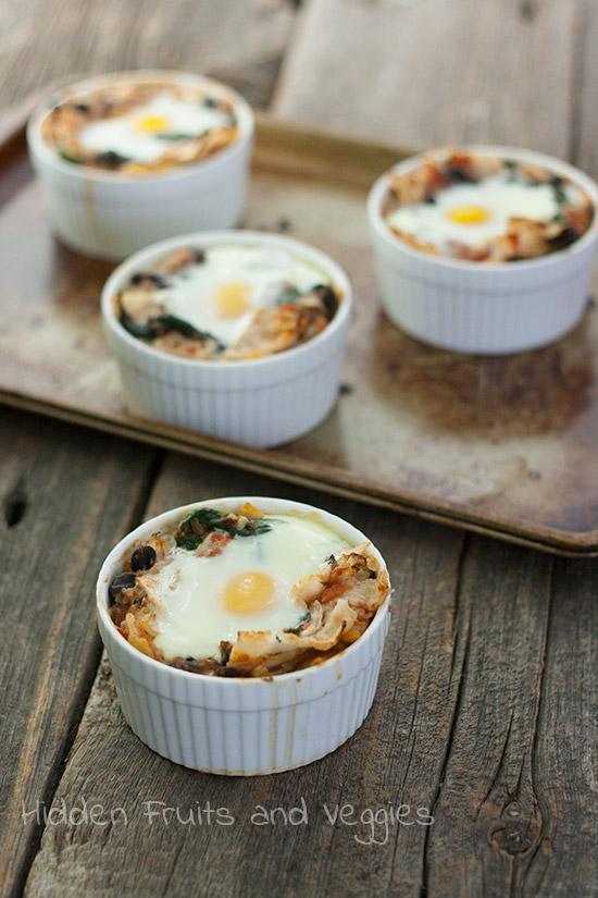 Huevos Rancheros Bake