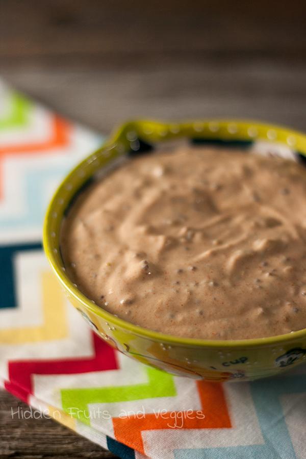 Greek Yogurt Remoulade @hiddenfruitnveg