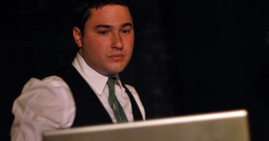 Andrew Horowitz Talks John Legend and Tally Hall Updates