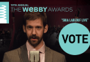 Shia LaBeouf Live Has Been Nominated For A Webby