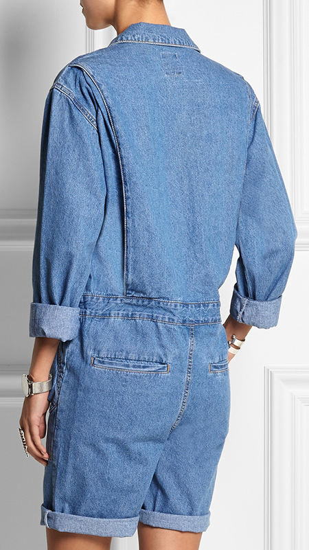 Denim Playsuit 2 Steve and Yoni