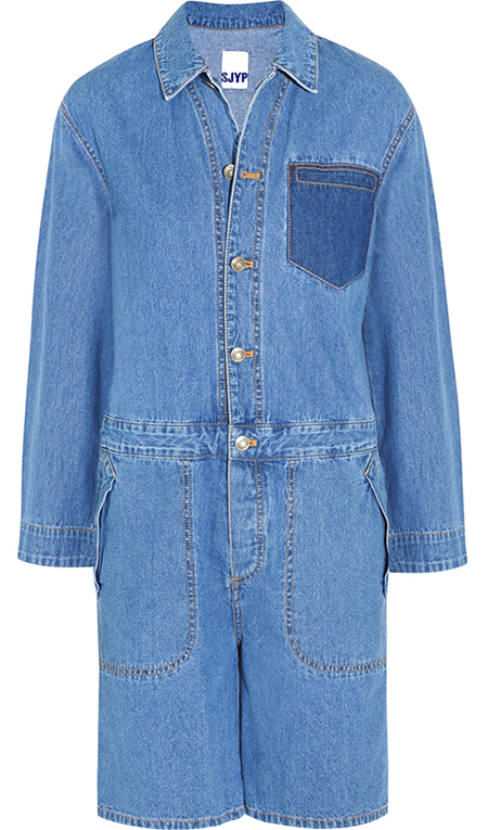 Denim Playsuit Steve and Yoni