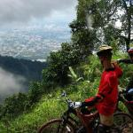 Mountainbiken in Chiang Mai (video)
