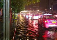 flinke wateroverlast in bangkok