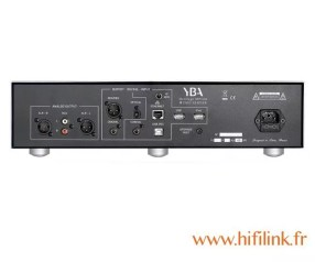 YBA heritage MP100SE connectique