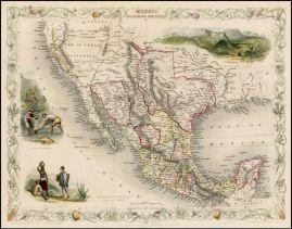 John Trails Gold Rush Map