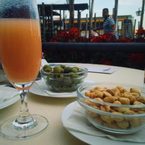 """Latest Instagram Post titled: """"Bellinis Along the Grand Canal"""""""