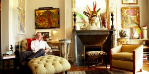 Q&A with famed designer Jacques Grange