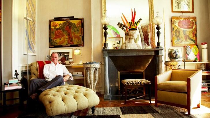 Q&A with famed designer Jacques Grange