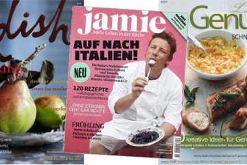 Top 3 Food Magazine