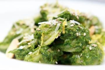 orechiette-mit-spinat-erdnuss-pesto
