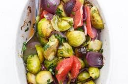 geschmorter-rosenkohl-salat-grapefruit-koriander-ottolenghi