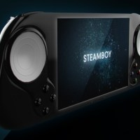 SteamBoy, the Remote Playing Handheld Steam Console...