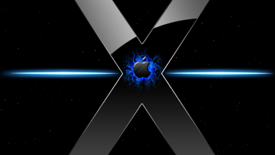 Blue OS X Wallpaper - HD Wallpapers