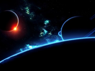 Deep Space - HD Wallpapers