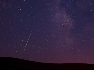 Perseids Meteor Shower - HD Wallpapers