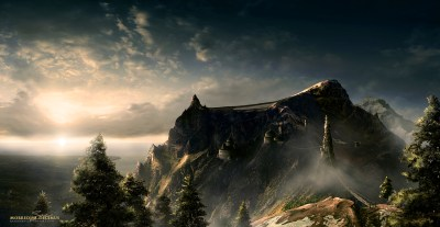Mountain Top Beauty - HD Wallpapers