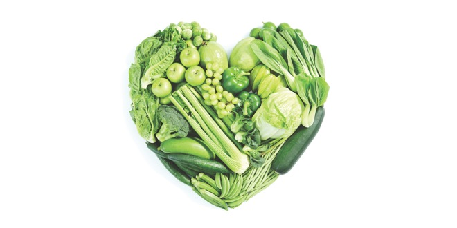 Great Greens: Eating the Right Foods to Stay Healthy