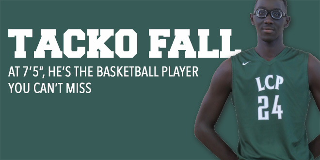 Tacko Fall: The Basketball Player You Cannot Miss