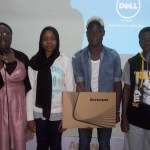 Laptop award to the overall best participant