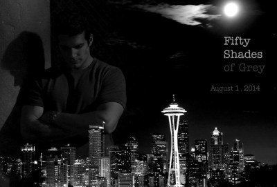 Fifty shades of grey HD Wallpaper