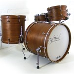 HIghWood Custom, Mahogany exotic Interior & exterior, wood hoops