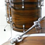 HIghWood Custom, Santos Rosewood Exotic Ply, Interior & exterior, Wood Hoops