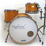 HIghWood Custom Lite, Maple, Satin Oil