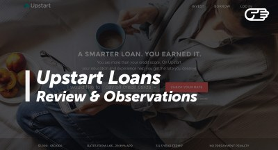 Upstart Loans Reviews - Is it a Scam or Legit?