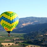 Hot Air Balloon Ride with Up and Away in Sonoma County