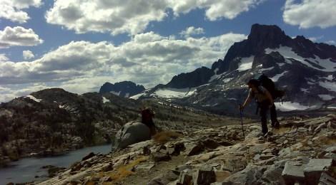 Donahue Pass, John Muir Trail