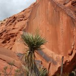 Red rocks near Calico Hills 2