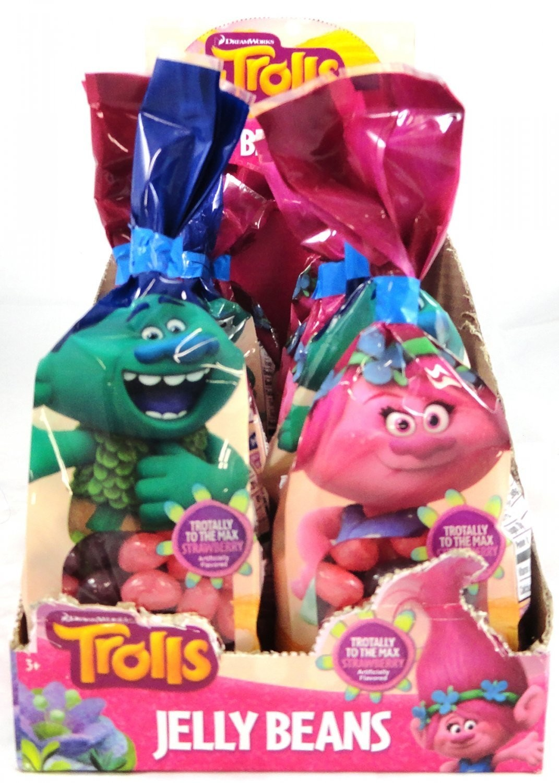 Howling Dreamworks Trolls Trolls Jelly Bean Bag Hilco Trolls Easter Basket Ideas Trolls Easter Basket Stuffers nice food Trolls Easter Basket