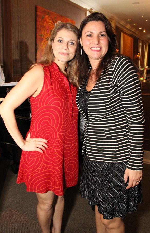 Lucia Bianchini e Carla Odorizzi