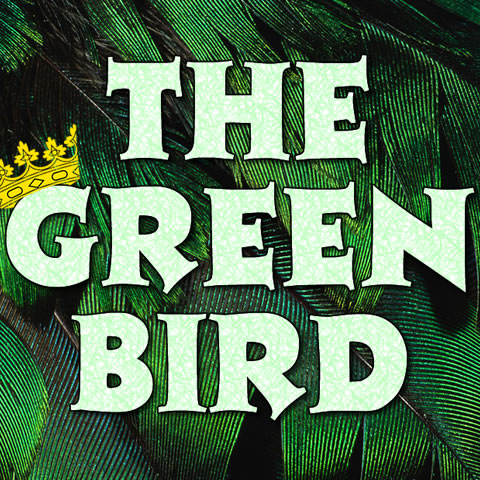 The Green Bird (one-act version) is now available for productions and perusal