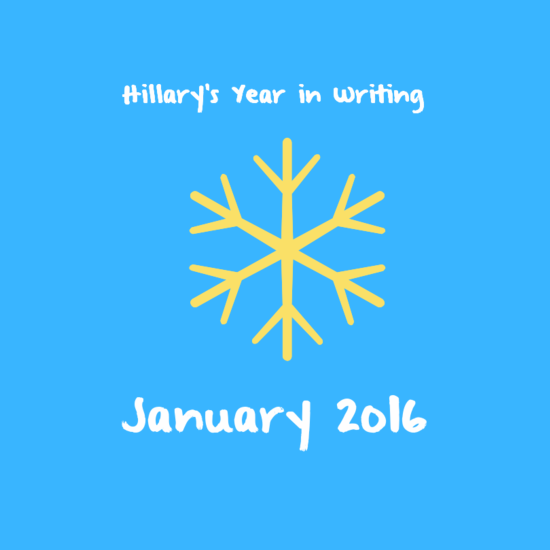 January 2016: New Year, New Words