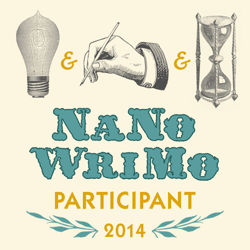 NaNoWriMo rule change: you CAN use an existing project (just only count words written in November)