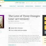The Love of Three Oranges (one-act version) is now available through Playscripts, Inc